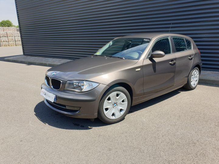 BMW Série 1 E87 5 PORTES 116 I 122 PREMIERE BV6 Gris Anthracite Métallisé Occasion - 1