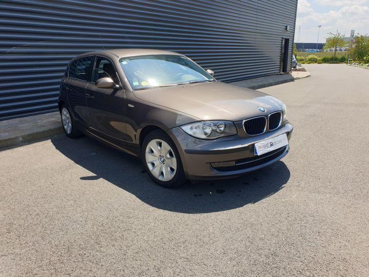 BMW Série 1 E87 5 PORTES 116 I 122 PREMIERE BV6 Gris Anthracite Métallisé Occasion - 2