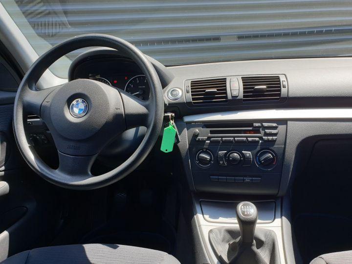 BMW Série 1 E87 5 PORTES 116 I 122 PREMIERE BV6 Gris Anthracite Métallisé Occasion - 5
