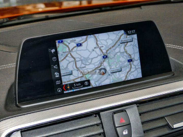 BMW Série 1 # Edition M Sport Aut, 1ere Main Rouge Peinture métallisée - 8