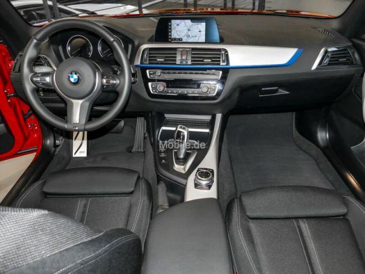 BMW Série 1 # Edition M Sport Aut, 1ere Main Rouge Peinture métallisée - 9