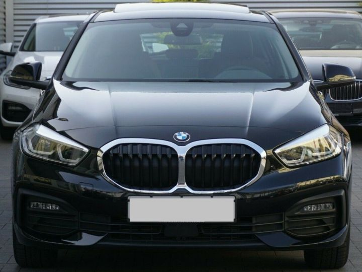 BMW Série 1 (F20) (2) 116D  LUXE BVA8 5 Portes 02/2020 noir métal - 1