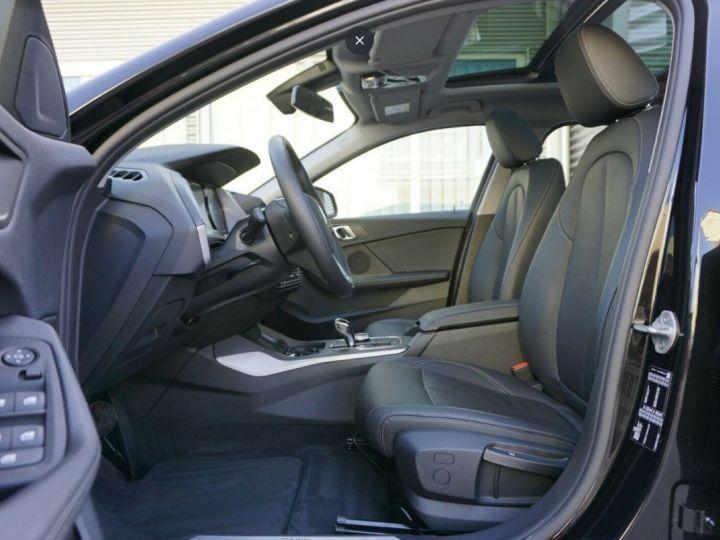 BMW Série 1 (F20) (2) 116D  LUXE BVA8 5 Portes 02/2020 noir métal - 2