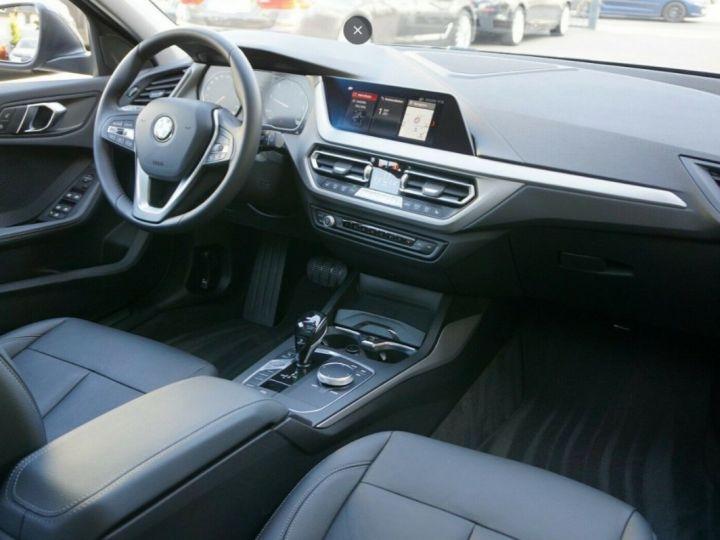 BMW Série 1 (F20) (2) 116D  LUXE BVA8 5 Portes 02/2020 noir métal - 4