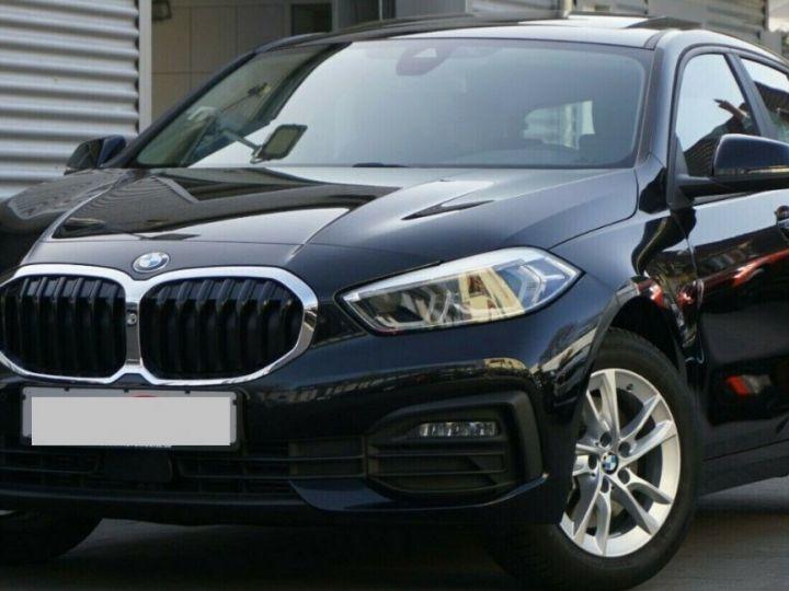 BMW Série 1 (F20) (2) 116D  LUXE BVA8 5 Portes 02/2020 noir métal - 6