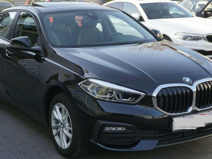 BMW Série 1 (F20) (2) 116D  LUXE BVA8 5 Portes 02/2020 noir métal - 8
