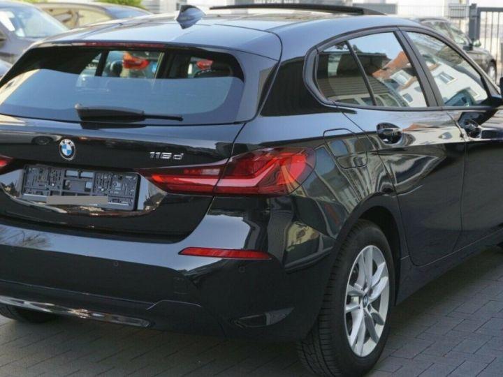 BMW Série 1 (F20) (2) 116D  LUXE BVA8 5 Portes 02/2020 noir métal - 9