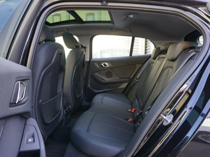 BMW Série 1 (F20) (2) 116D  LUXE BVA8 5 Portes 02/2020 noir métal - 13