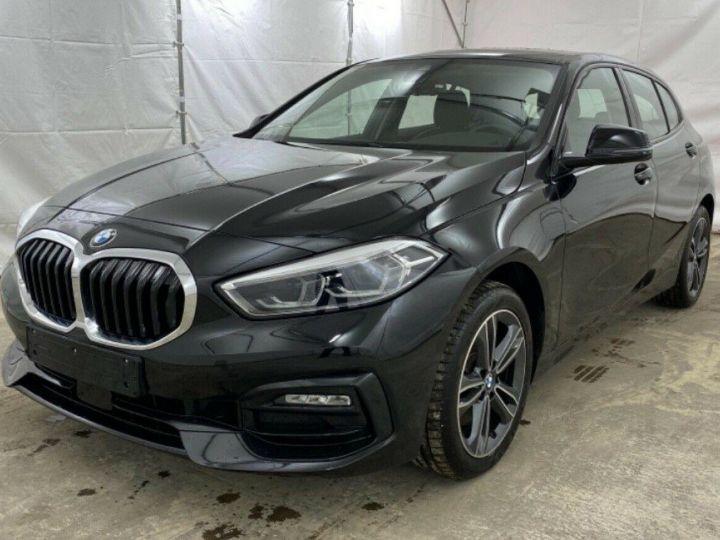 BMW Série 1 (F20) (2) 118DA 150 SPORT -LINE 5P/09/2020/ 6700KM! noir métal - 4