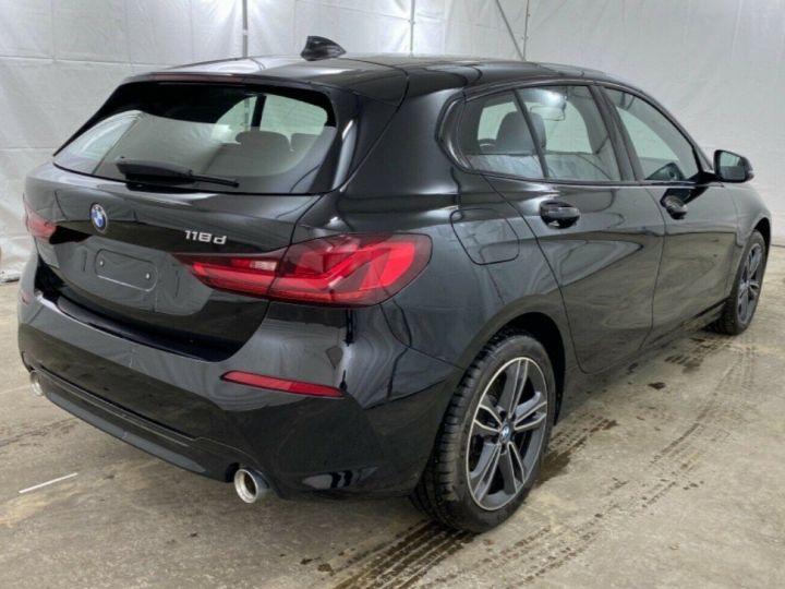 BMW Série 1 (F20) (2) 118DA 150 SPORT -LINE 5P/09/2020/ 6700KM! noir métal - 5