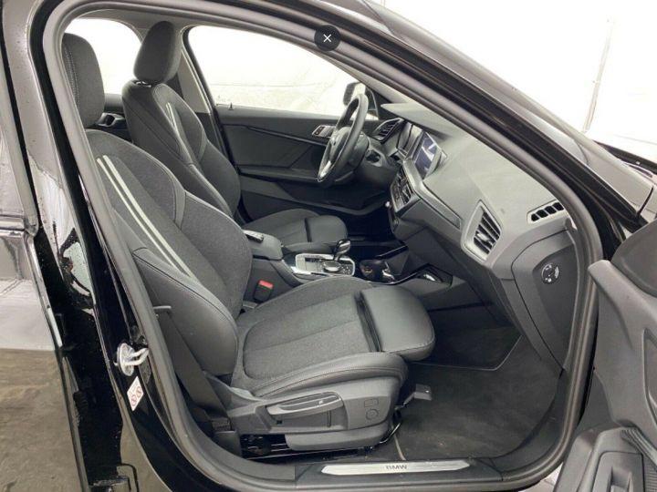 BMW Série 1 (F20) (2) 118DA 150 SPORT -LINE 5P/09/2020/ 6700KM! noir métal - 8