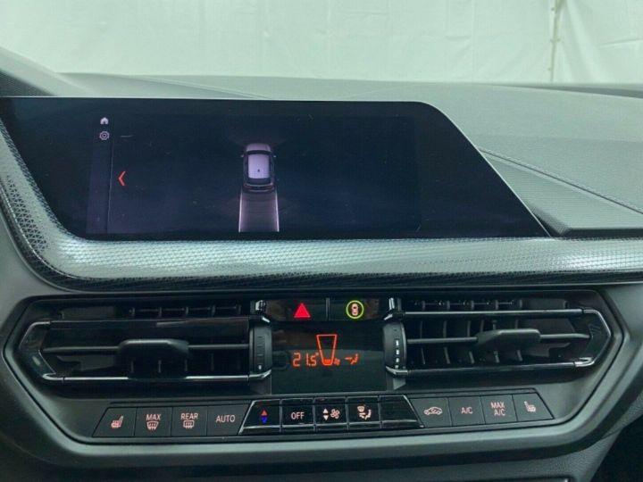 BMW Série 1 (F20) (2) 118DA 150 SPORT -LINE 5P/09/2020/ 6700KM! noir métal - 12