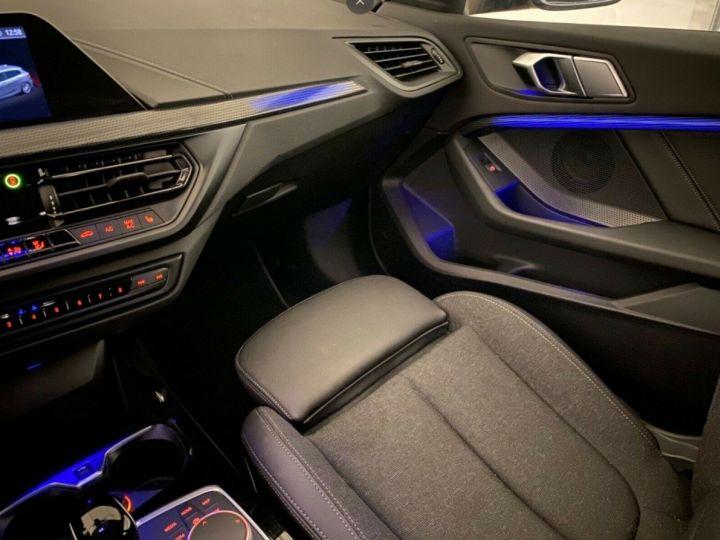 BMW Série 1 (F20) (2) 118DA 150 SPORT -LINE 5P/09/2020/ 6700KM! noir métal - 13