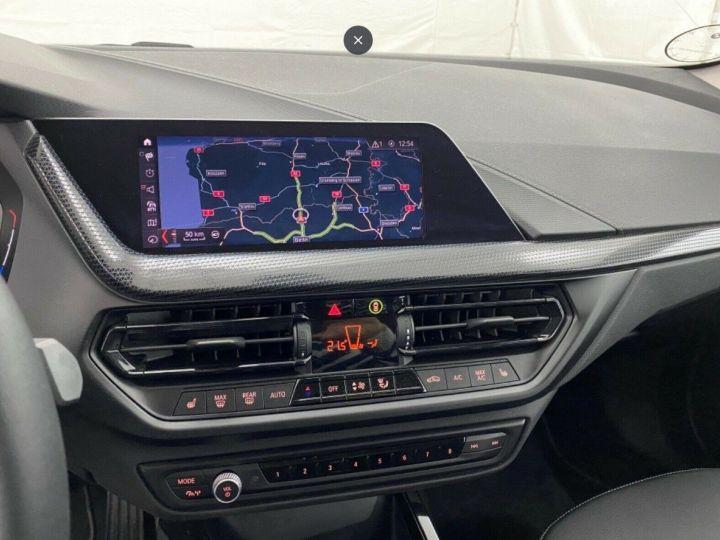 BMW Série 1 (F20) (2) 118DA 150 SPORT -LINE 5P/09/2020/ 6700KM! noir métal - 14