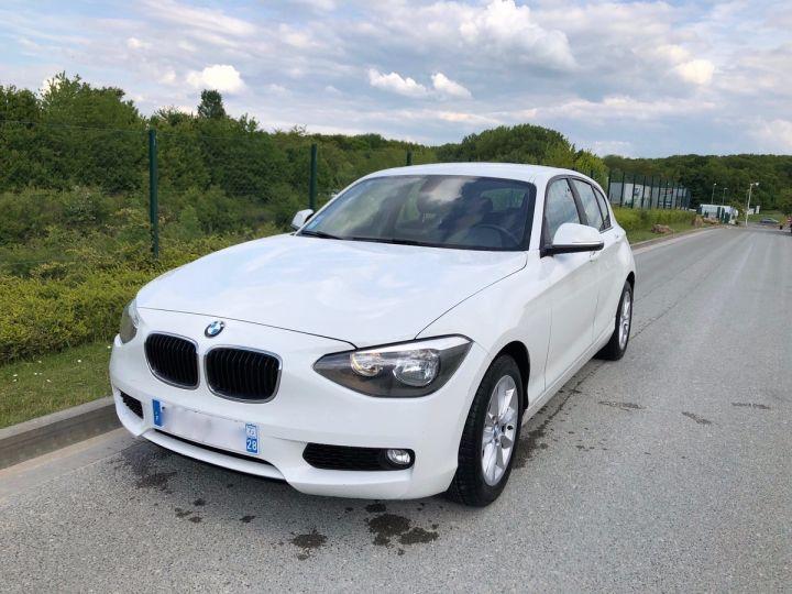 BMW Série 1 F20 2 120D 184 XDRIVE EXECUTIVE 5P h Blanc Occasion - 1