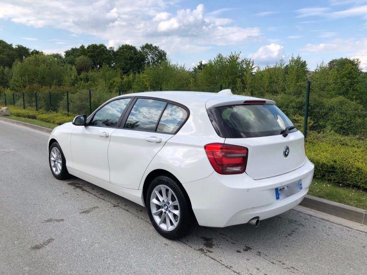 BMW Série 1 F20 2 120D 184 XDRIVE EXECUTIVE 5P h Blanc Occasion - 2