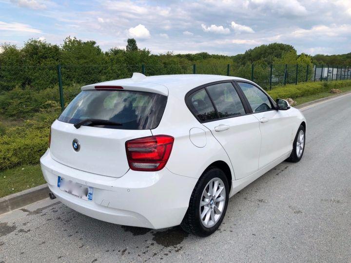 BMW Série 1 F20 2 120D 184 XDRIVE EXECUTIVE 5P h Blanc Occasion - 5