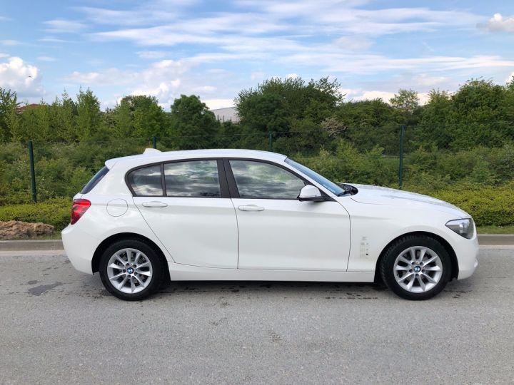 BMW Série 1 F20 2 120D 184 XDRIVE EXECUTIVE 5P h Blanc Occasion - 6