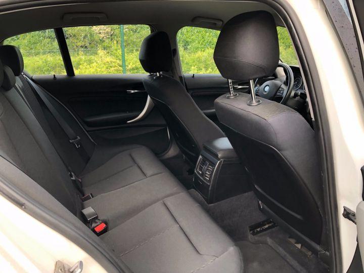 BMW Série 1 F20 2 120D 184 XDRIVE EXECUTIVE 5P h Blanc Occasion - 9