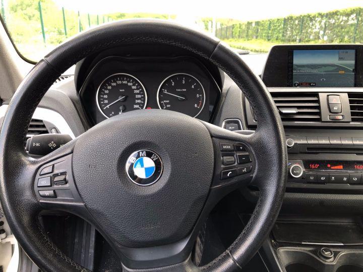 BMW Série 1 F20 2 120D 184 XDRIVE EXECUTIVE 5P h Blanc Occasion - 10