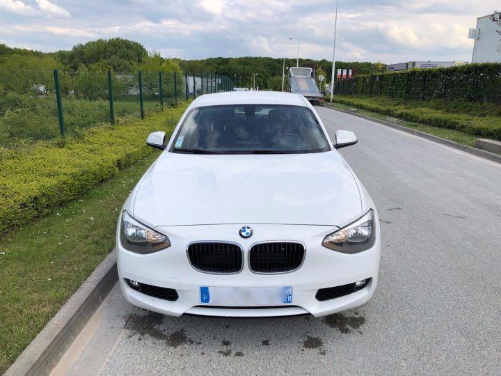 BMW Série 1 F20 2 120D 184 XDRIVE EXECUTIVE 5P h Blanc Occasion - 11