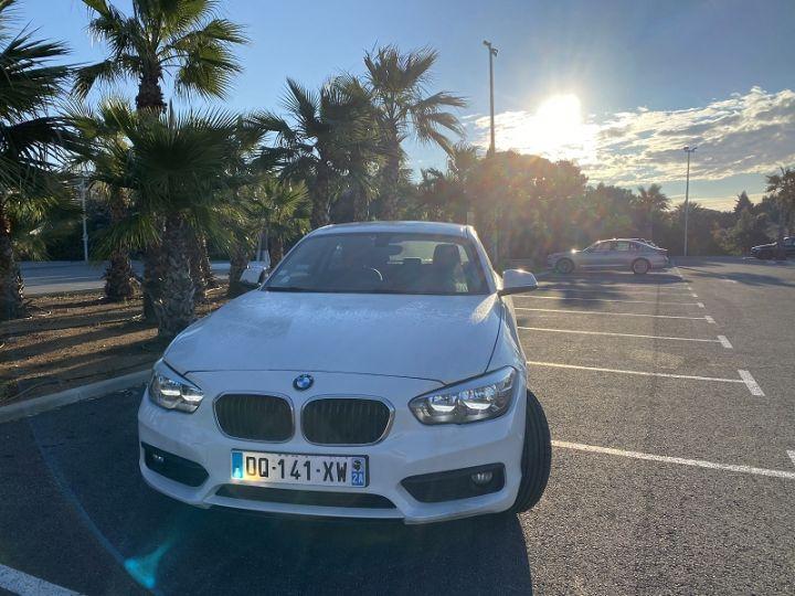 BMW Série 1 (F21/F20) 114D 95CH BUSINESS 3P Blanc - 1