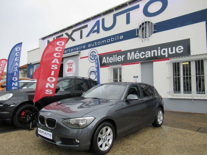 BMW Série 1 (F21/F20) 116D 116CH EXECUTIVE 5P Gris Fonce - 1