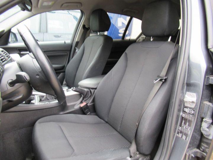 BMW Série 1 (F21/F20) 116D 116CH EXECUTIVE 5P Gris Fonce - 4