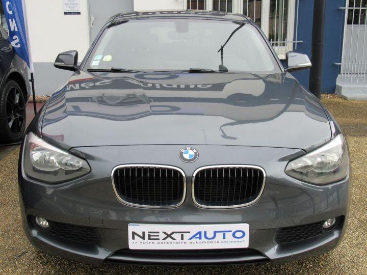 BMW Série 1 (F21/F20) 116D 116CH EXECUTIVE 5P Gris Fonce - 6