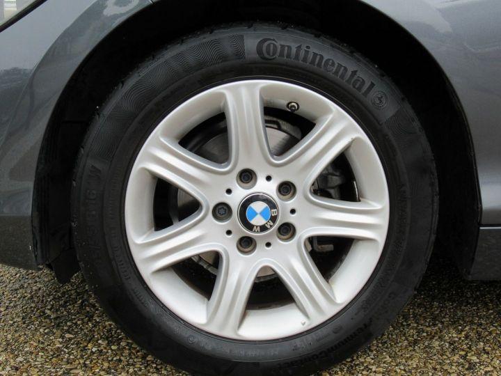 BMW Série 1 (F21/F20) 116D 116CH EXECUTIVE 5P Gris Fonce - 7