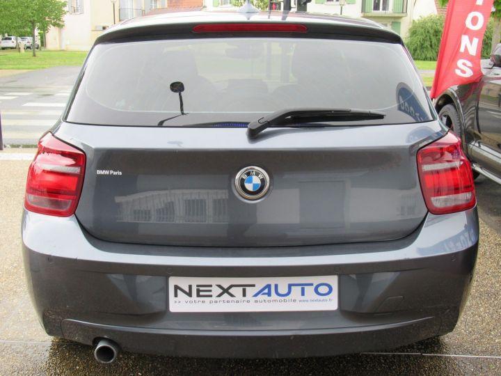 BMW Série 1 (F21/F20) 116D 116CH EXECUTIVE 5P Gris Fonce - 8