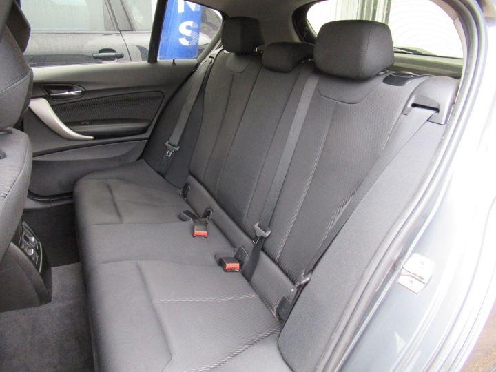 BMW Série 1 (F21/F20) 116D 116CH EXECUTIVE 5P Gris Fonce - 11