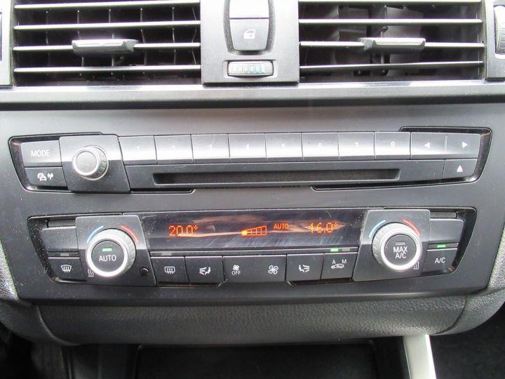 BMW Série 1 (F21/F20) 116D 116CH EXECUTIVE 5P Gris Fonce - 18