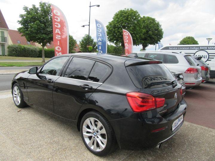 BMW Série 1 (F21/F20) 116D 116CH URBANCHIC 5P Noir Occasion - 3