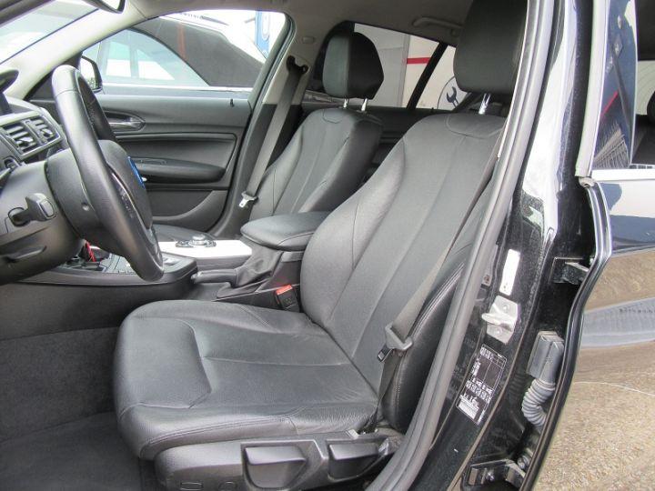 BMW Série 1 (F21/F20) 116D 116CH URBANCHIC 5P Noir Occasion - 4