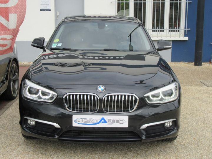 BMW Série 1 (F21/F20) 116D 116CH URBANCHIC 5P Noir Occasion - 6