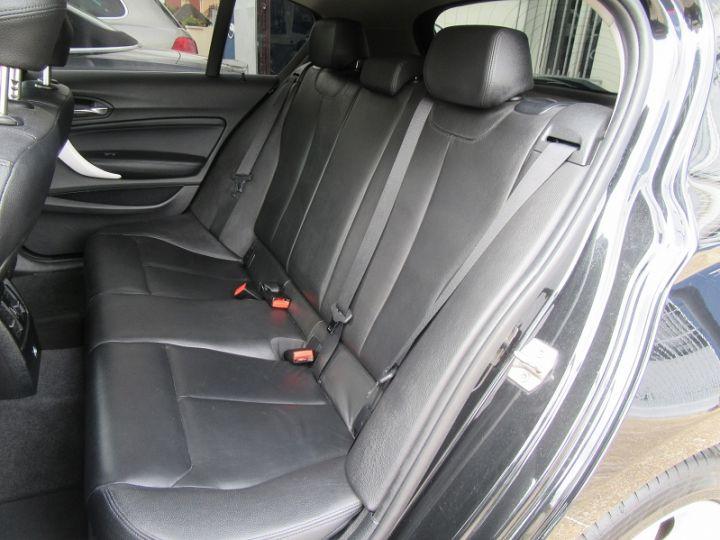 BMW Série 1 (F21/F20) 116D 116CH URBANCHIC 5P Noir Occasion - 9