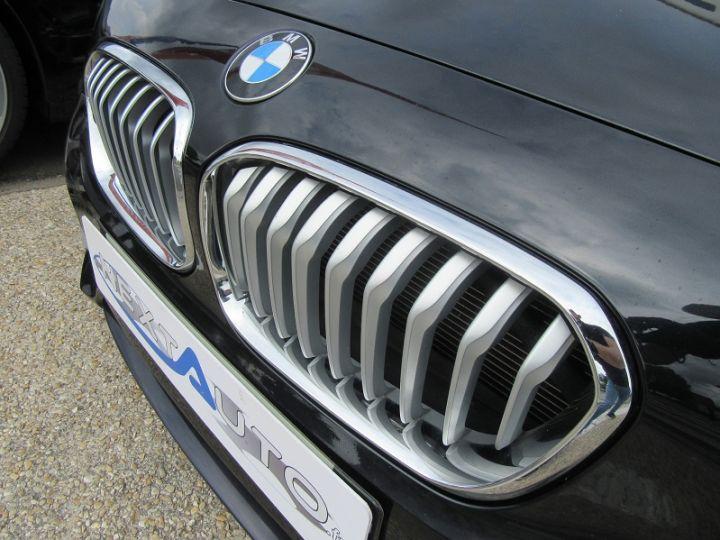 BMW Série 1 (F21/F20) 116D 116CH URBANCHIC 5P Noir Occasion - 12