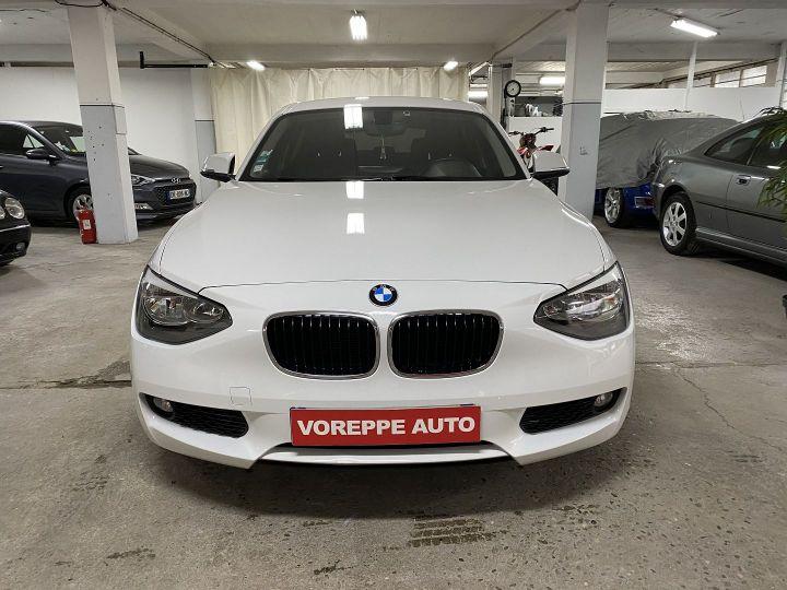 BMW Série 1 (F21/F20) 118D 143CH SPORT 5P Blanc - 2