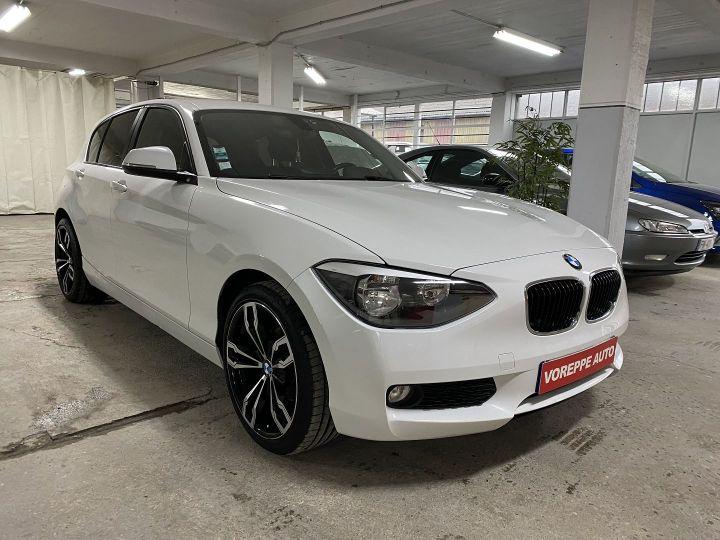 BMW Série 1 (F21/F20) 118D 143CH SPORT 5P Blanc - 3