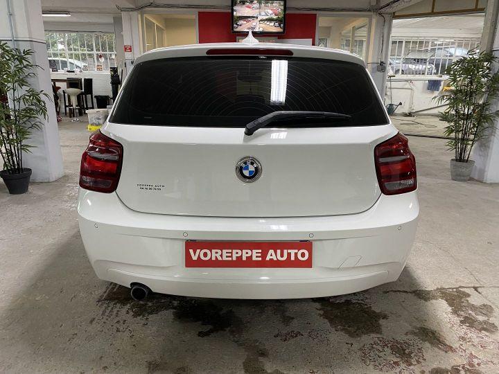 BMW Série 1 (F21/F20) 118D 143CH SPORT 5P Blanc - 5