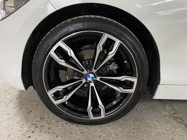 BMW Série 1 (F21/F20) 118D 143CH SPORT 5P Blanc - 7