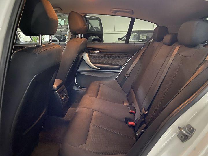 BMW Série 1 (F21/F20) 118D 143CH SPORT 5P Blanc - 11