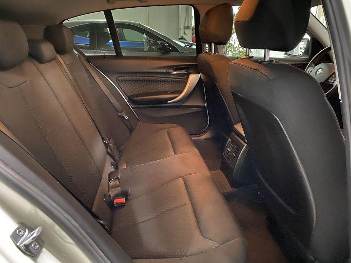 BMW Série 1 (F21/F20) 118D 143CH SPORT 5P Blanc - 12