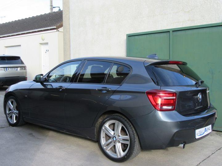 BMW Série 1 F21/F20 120DA 184CH M SPORT 5P GRIS FONCE Occasion - 3