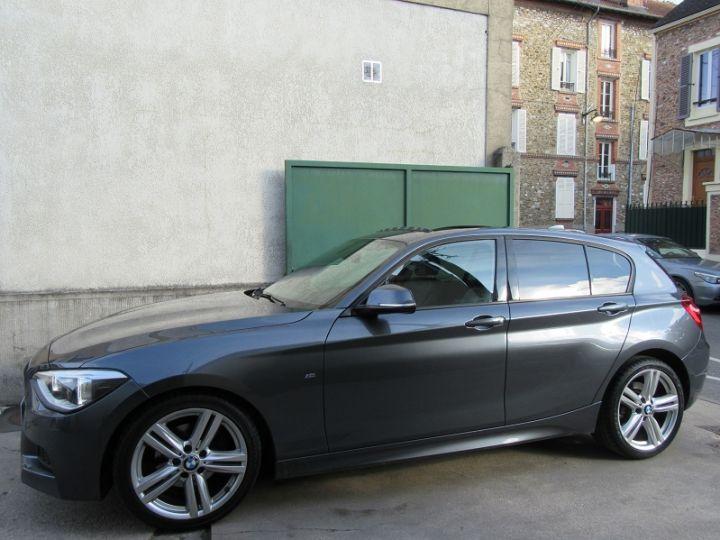 BMW Série 1 F21/F20 120DA 184CH M SPORT 5P GRIS FONCE Occasion - 5