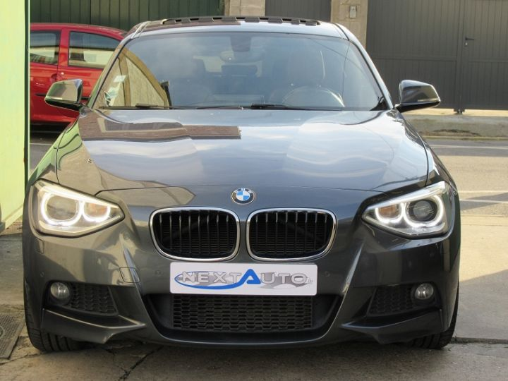 BMW Série 1 F21/F20 120DA 184CH M SPORT 5P GRIS FONCE Occasion - 6