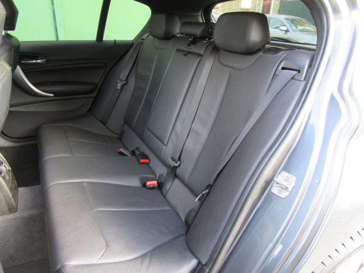 BMW Série 1 F21/F20 120DA 184CH SPORT 5P GRIS FONCE Occasion - 9