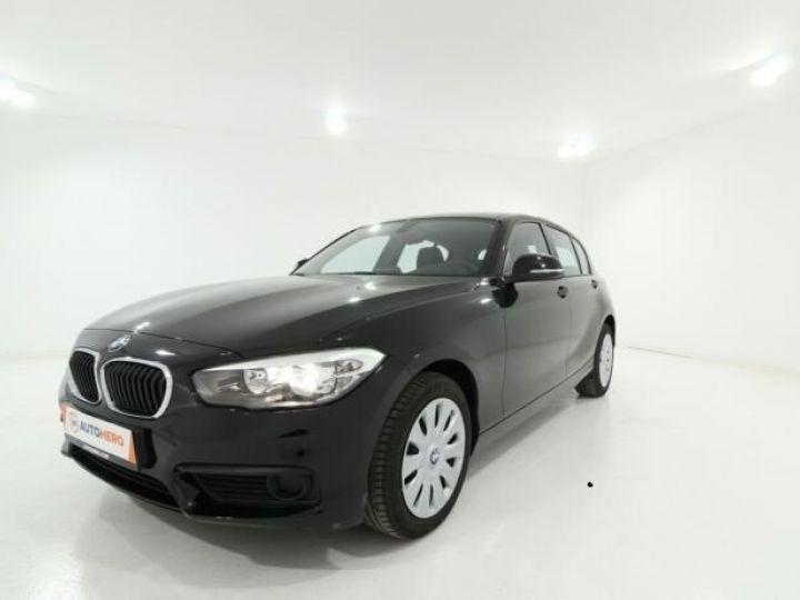 BMW Série 1 # Livraison et Carte Grise Offert # Noir - 1