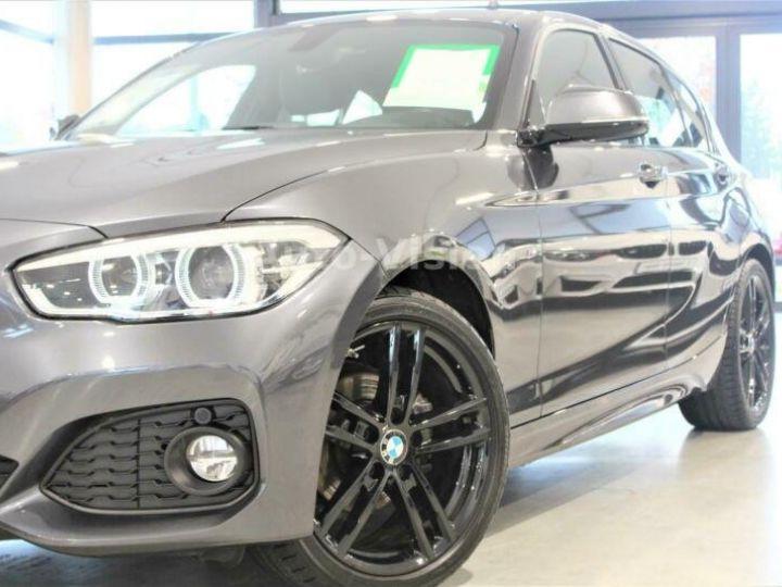 BMW Série 1 # Livraison et Carte Grise Offert # Noir Peinture métallisée - 1
